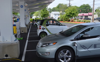 Greater New Haven Clean Cities Joins Regional Team to Advance Electric Vehicle Usage in New England