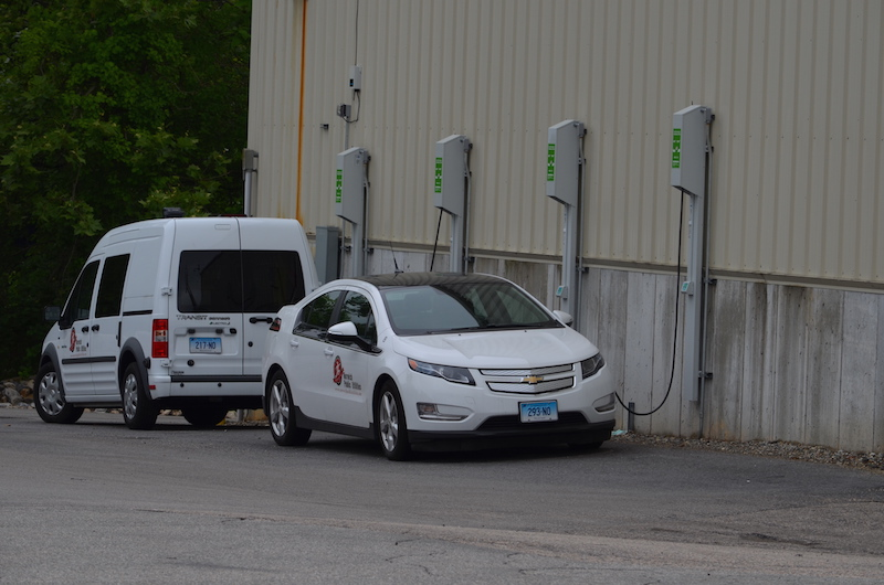 NPU electric vehicles