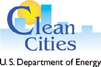 U.S. DOE Clean Cities program logo