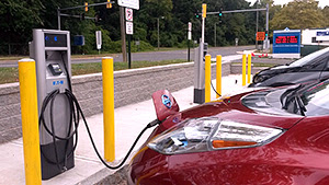 DEEP: New Funding Opportunity – EV Charging Stations
