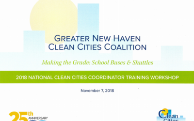 GNHCCC Receives Clean Cities Workshop Award