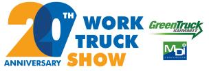 work truck show 2020 logo