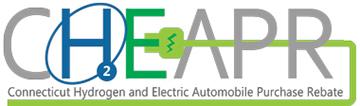Connecticut Hydrogen & Electric Automobile Purchase Rebate program logo